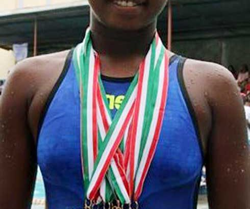 Natation – Championnats de Madagascar : Tendrinavalona et Jonathan au top !
