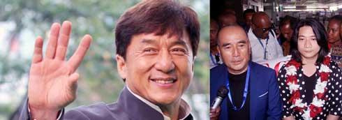 Kung Fu – Wushu : Jackie Chan attendu au pays en juin