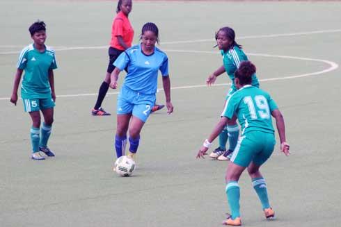 Football féminin : Le titre national à l'ASKAM !