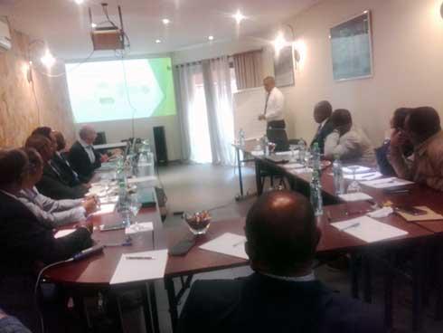 Club des électriciens de la COI : Concertation sur les énergies renouvelables, hier à Isoraka