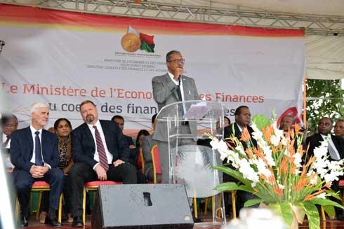 Ministère de l'Economie et des Finances : de nouvelles infrastructures installées à Toamasina