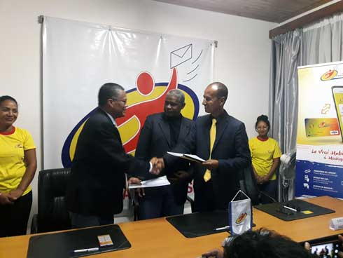 KRAOMA : Les salaires des employés payés via Paositra Money