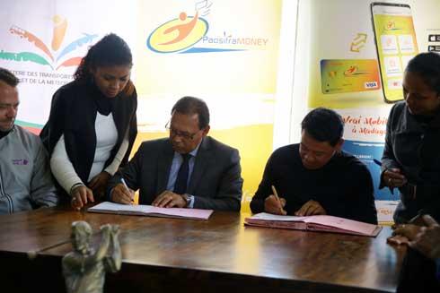 MPTDN : Partenariat avec le Golf Malagasy