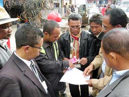 Réfection des routes : L'Etat exige la qualité et le respect des normes