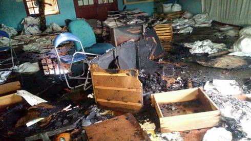 Tension postélectorale : Le bureau de la SRMV de Toliara II incendié