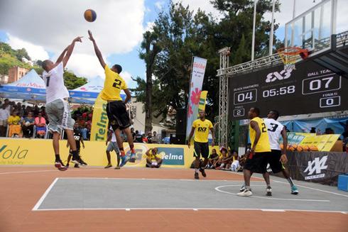 Jeux Africains – Basket 3 X 3 : La participation malgache reste en suspens