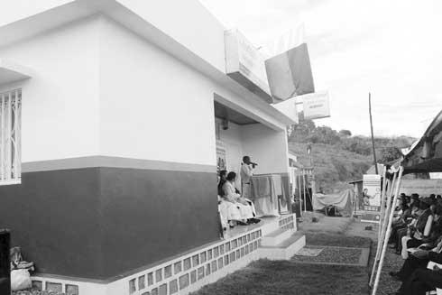 OtivTanà : Inauguration d'un bâtiment flambant neuf à Maevatanàna