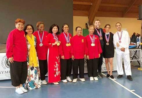 Tai Chi Chuan – Tournoi de Selvino : Madagascar s'offre la médaille d'argent !