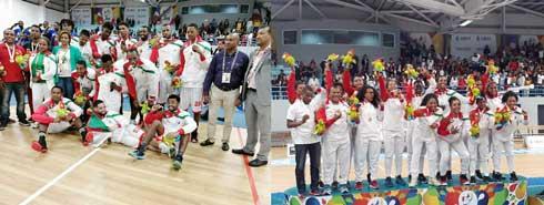 JIOI – Basket-ball : Le doublé historique malgache