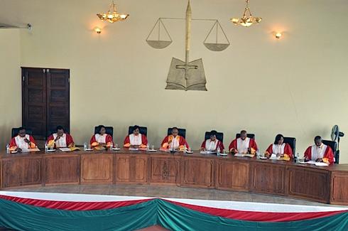HCC : Vers des législatives partielles