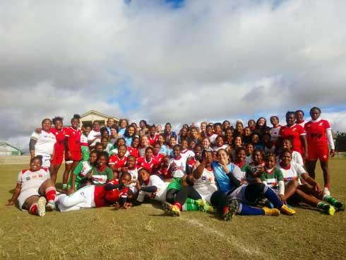 Rugby- Tournoi AROI : Les Makis dames sacrées championnes