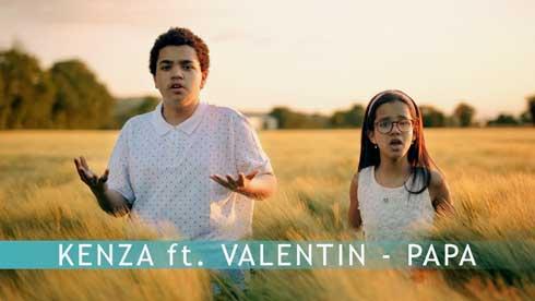 Valentin (« The Voice Kids 4 ») : Le Malgache sort un single avec Kenza