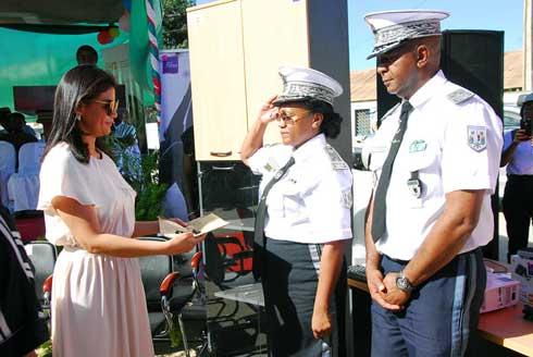 Lutte contre la VBG : La première Dame à Toliara