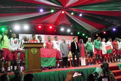 Barea de Madagascar : Accueil en apothéose