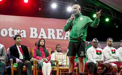 Le football malgache désormais sur orbite