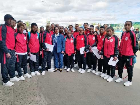 Football féminin- Cosafa Cup : Madagascar entre en lice ce jour !