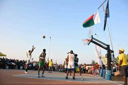 Basket-ball – Big Soma 3 x 3 : Sacre d'Avengers et de Coup de Pouce