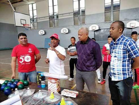 Special Olympics Madagascar : Deux disciplines supplémentaires pour les aliénés mentaux