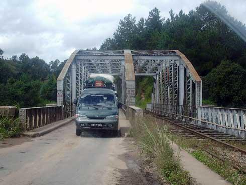 Infrastructures : 90 milliards d'ariary du Japon pour financer l'amélioration les  ponts de Mangoro et d'Antsapazana
