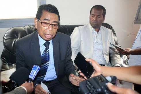 Projet «Tanamasoandro » : Les habitants d'Ambohitrimanjaka et alentours manifestent