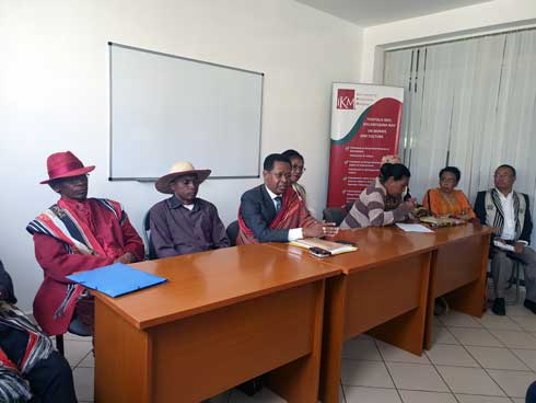 Taom-baovao Malagasy  : « Tsimandrimandry» dans la  capitale Betsimisaraka