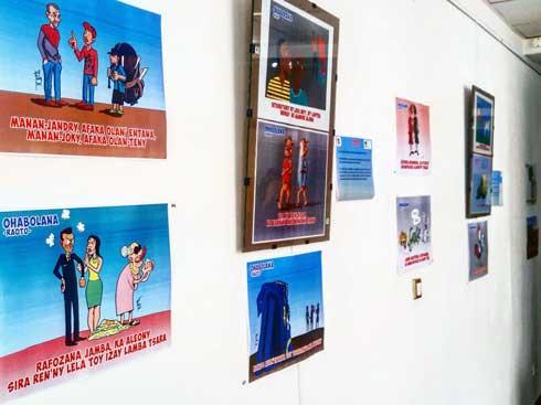 Exposition : Les proverbes malgaches récupérés dans « Ohabolana an-tsary »