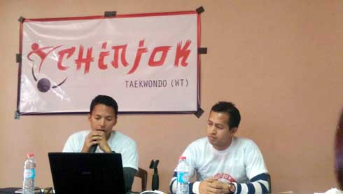 Taekwondo : « Chinjok» club ouvre ses portes à Analakely