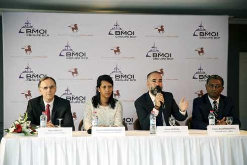 BMOI :  71% du capital rachetés par le groupe marocain BCP