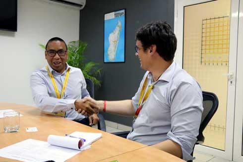Aide aux plus vulnérables : Partenariat entre DHL Madagascar et MEDAIR