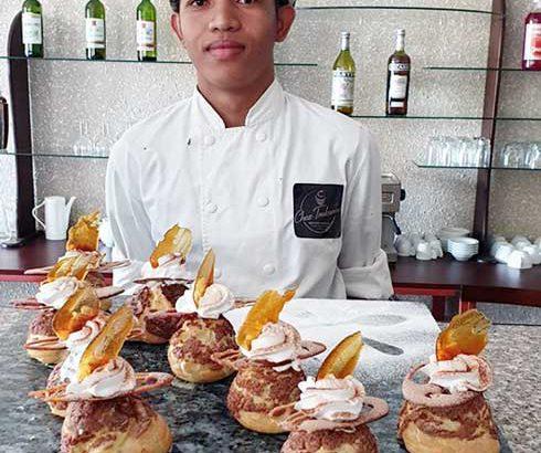 Concours de « pâtisserie gourmande » : Le talent de Dylan Toulcanon reconnu