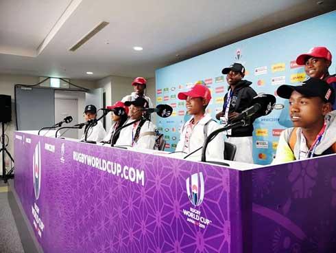 Rugby Spirit Festival : 8 jeunes malgaches au cœur du mondial au Japon