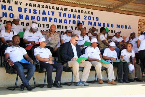 Paludisme – CAID  : 1,3 million de personnes protégées