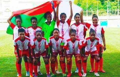 Football – UFFOI U20 : Madagascar soulève le trophée