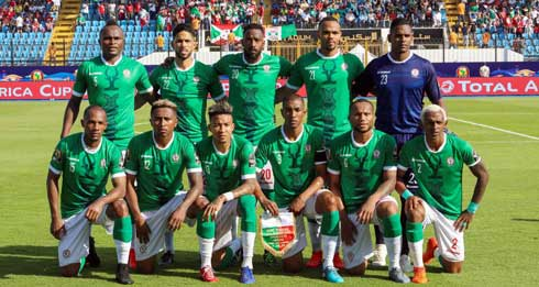 Football – CAF Awards : Les Barea dans la liste finale
