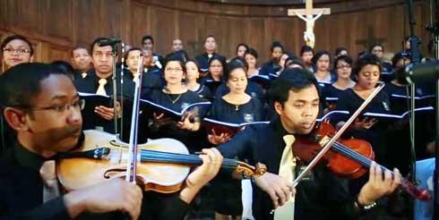 Classique : La chorale Feo Fanantenana au Tranovato Ambatonakanga