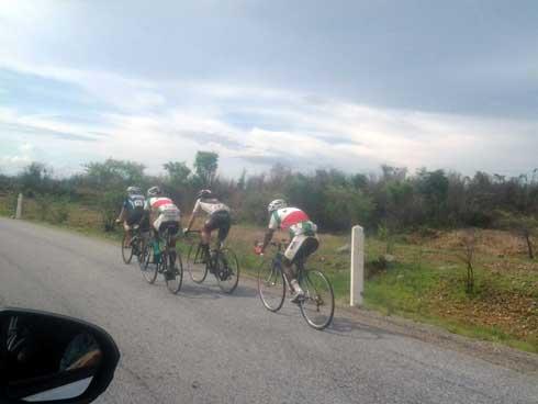 Tour de Mada cycliste : Mazoni Rakotoarivony s'offre l'étape de Maevatanana !