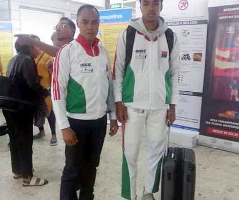 Taekwondo – Qualifications aux J.O de Tokyo : Steve et Sahondra à Rabat