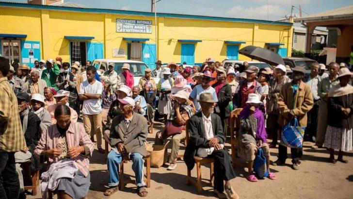Plan d'urgence sociale : Les seniors n'ont pas été oubliés par le couple présidentiel