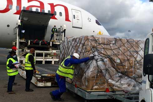 Don de la fondation Jack Ma : 10. 000 kits de dépistage et des équipements médicaux réceptionnés à Ivato