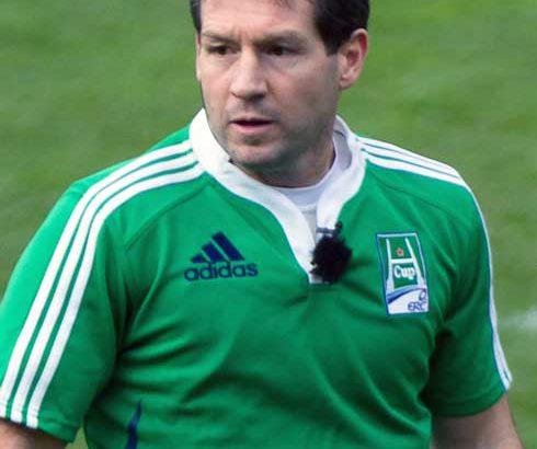 Rugby : Une formation avec Alain Rolland, arbitre international irlandais