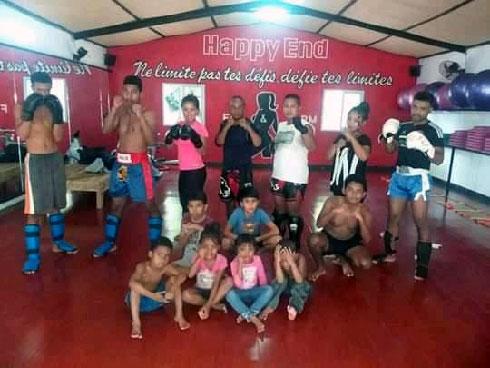 Kick-boxing – Atsinanana : Reprise progressive des entraînements