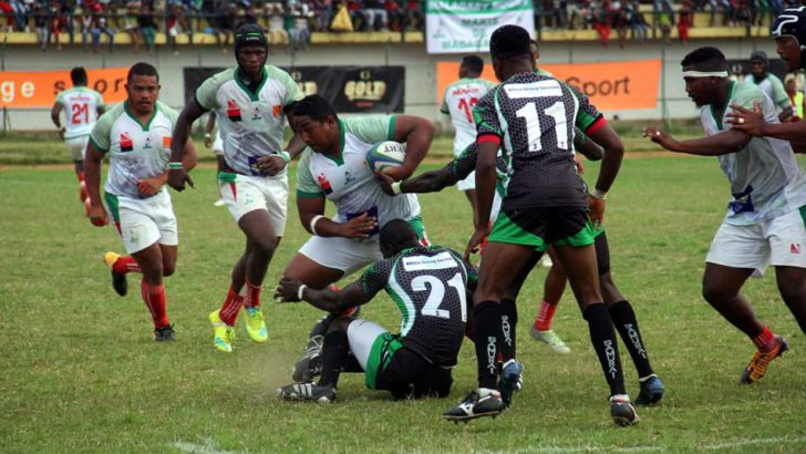 Rugby-Covid-19 : 170 000 euros pour les fédérations africaines