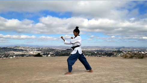 Taekwondo – Coupe de l'Ambassadeur : Junko Andrianintsoa et Tojoniaina Heritiana sacrés champions