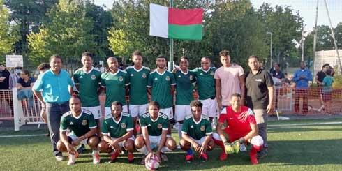 Football – Coupe du monde Ris-Orangis : Madagascar s'impose face à la Côte d'Ivoire