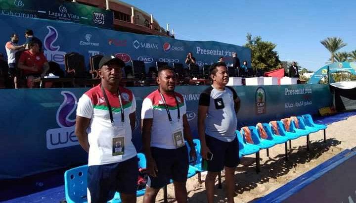 Beach soccer :«Madagascar fait partie du gotha mondial', confie Ramarolahy