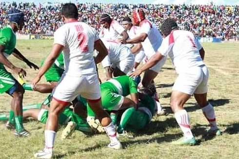 Rugby : Mise en place d'une base de données