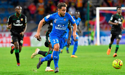 Football : Alexandre Ramalingom quitte le Virton