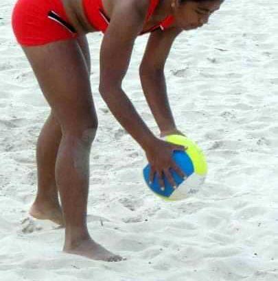 CAVB-Beach-volley :Holiarisoa Ravonitseheno diplômée