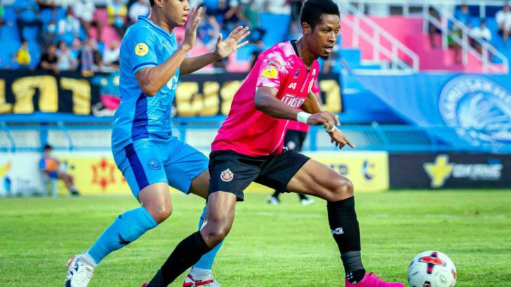 Football :Njiva en grande forme