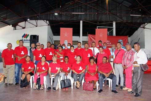 Arema : Descente du comité directeur national à Toamasina
